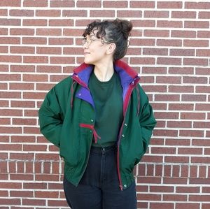 CABIN CREEK Jacket with removable linning -Vintage